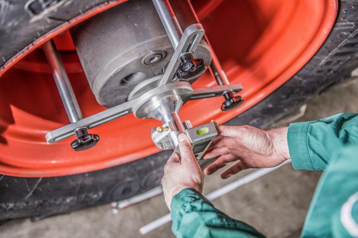 Fricke Werkstatt Reifen