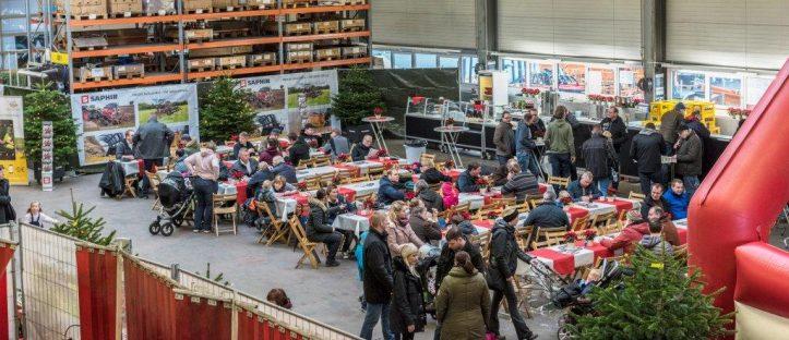 Fricke Weihnachtsmarkt 2017