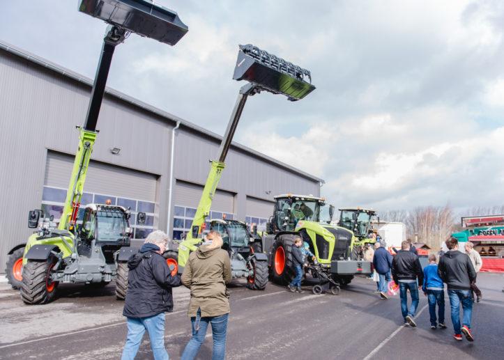 Heeslinger Landmaschinenschau Kunst- und Handwerkermarkt