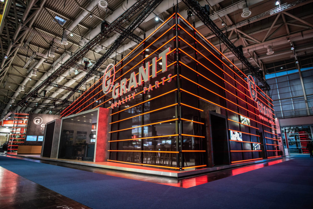 GRANIT Stand Agritechnica