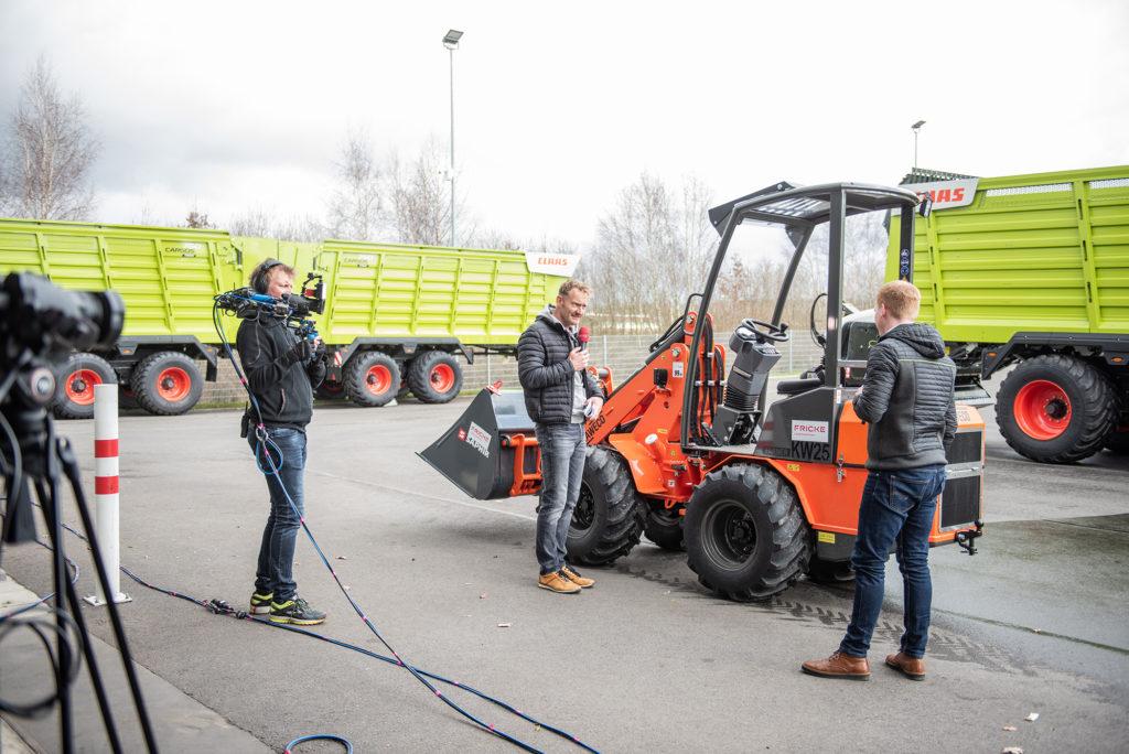 FRICKE Landmaschinen Live
