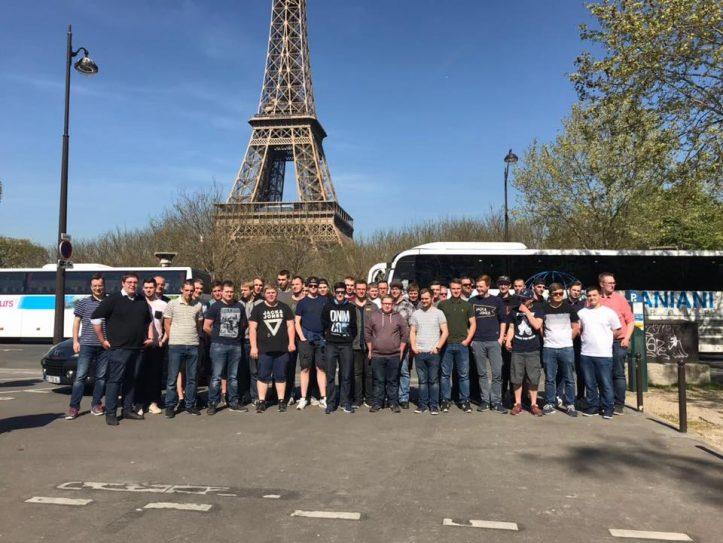 Frankreich Tour