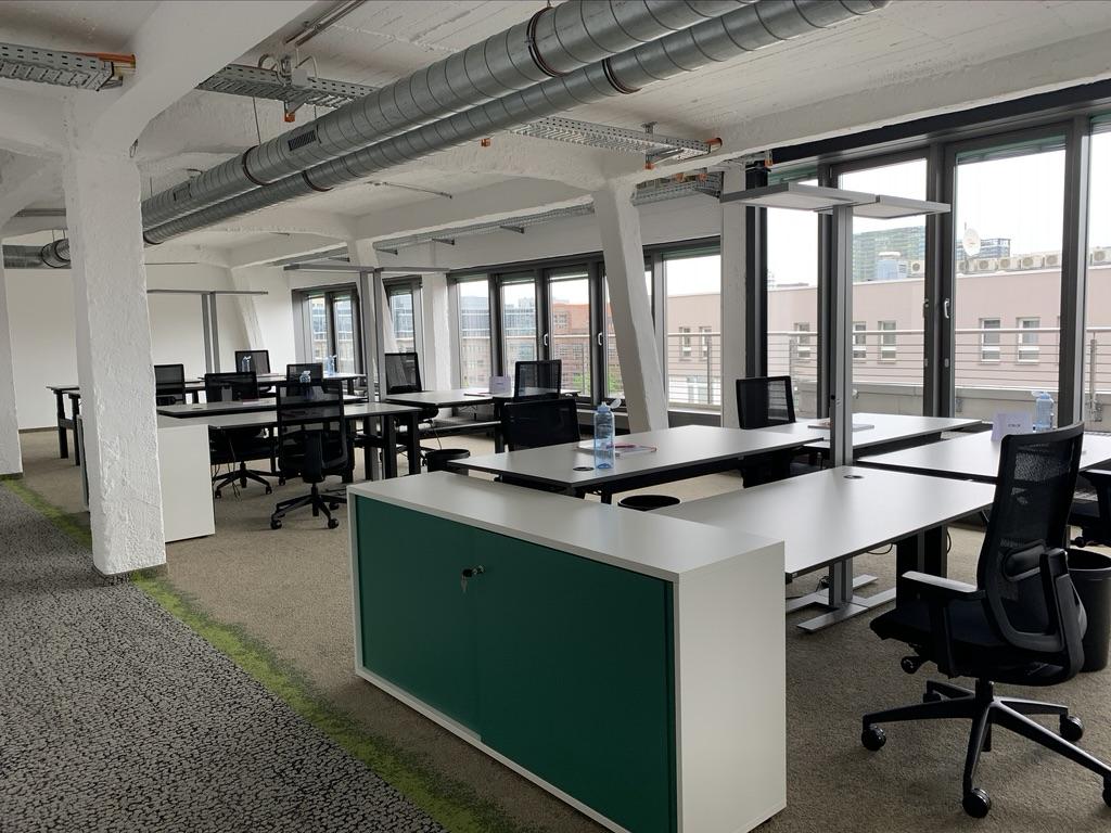 Die neuen Büros von FRI:X