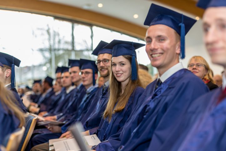 Fricke Karriere Bachelorabschluss