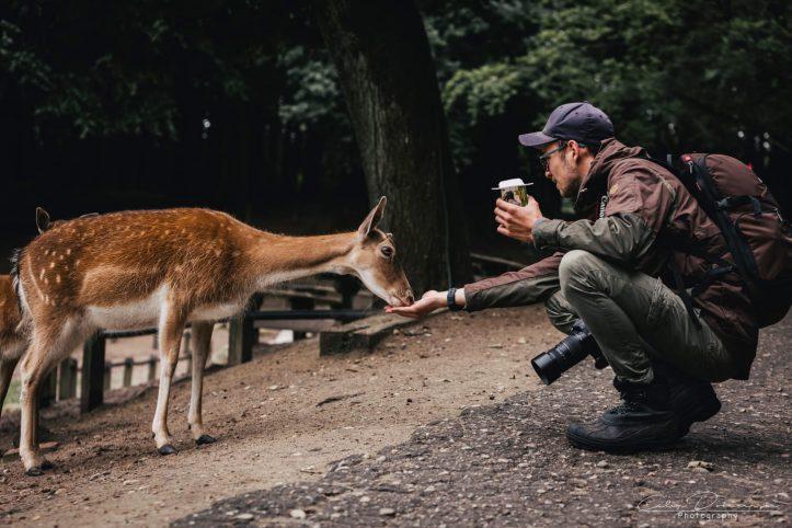Fricke Azubis Hobbys Jagd
