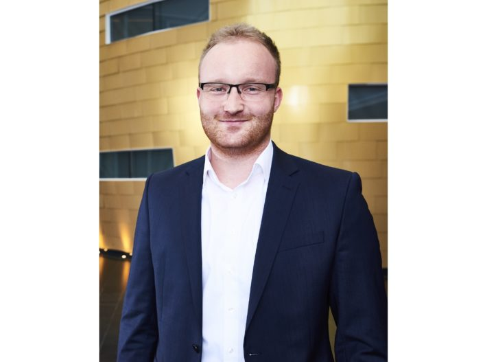 Mathias Dreier - als dualer Student begonnen heute Leiter Divison Agrartechnik - duales Studium Wirtschaftsingenieurwesen