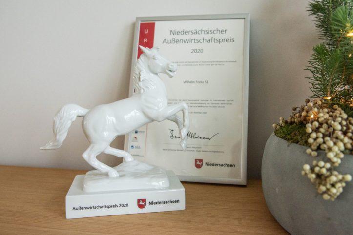 Niedersächsischen Außenwirtschaftspreis