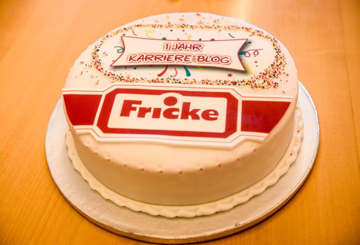 Karriere-Blog Torte