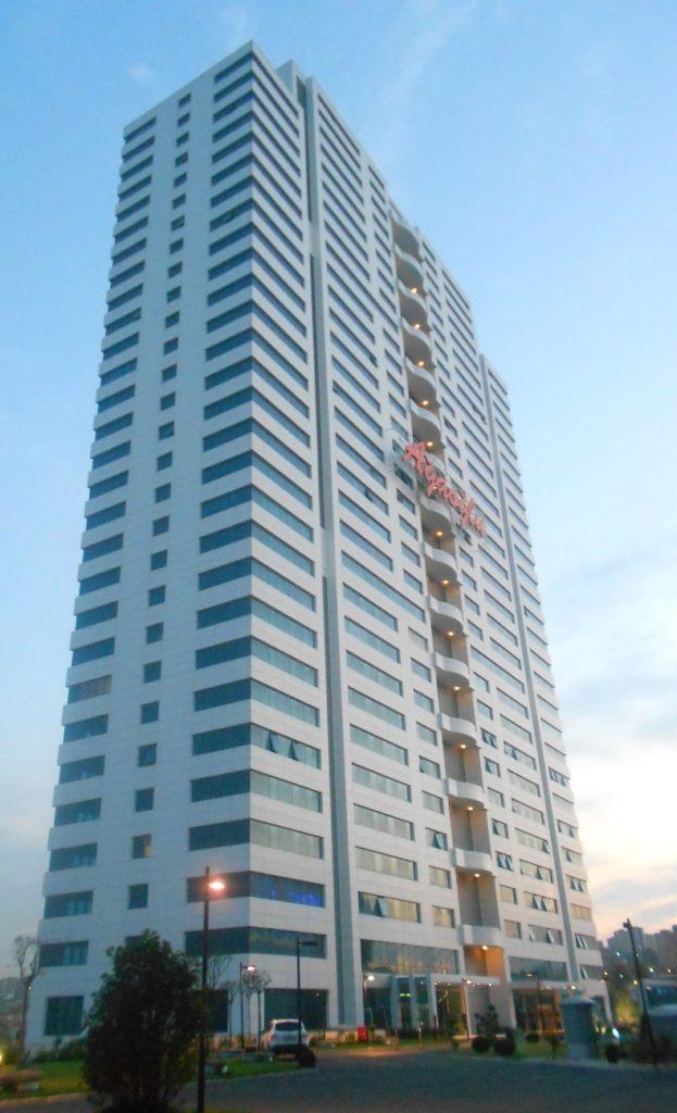 Fricke Türkei Bürogebäude