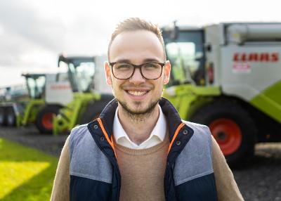 Landwirt Leonard